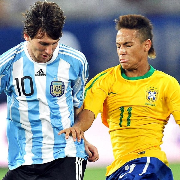 Argentina vs Brazil ( rivalry for all time)