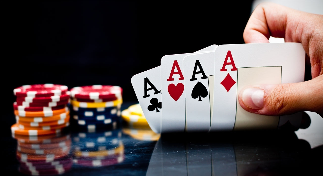 Poker – chess with cards