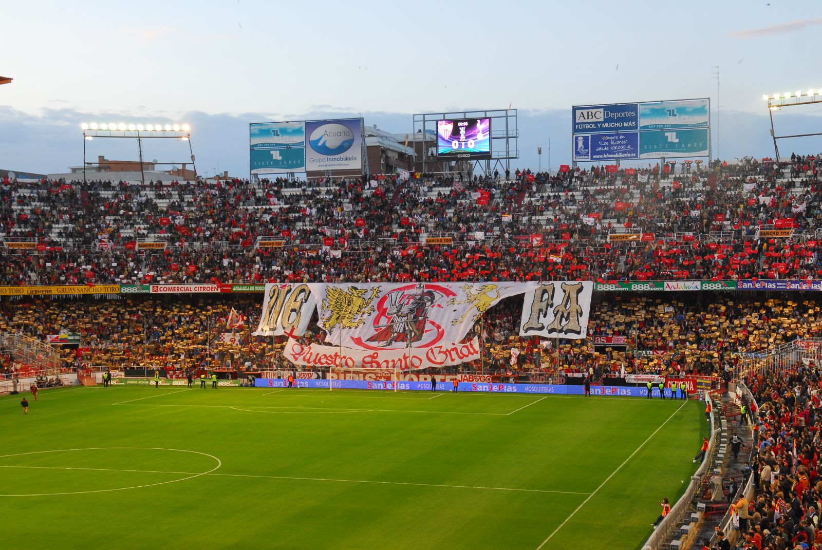 Real or Sevilla