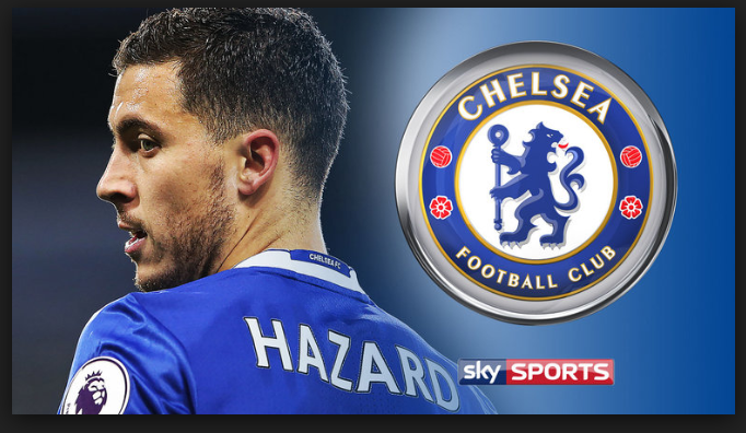 Hazard, Chelsea, emblem, team, goals, wins, starts, derby